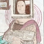 Mona Lisa remake by Geekygami