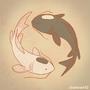 koi fish by shaheen92