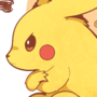 Grumpy Pikachu