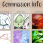 Commission Info 2021
