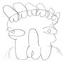 shitling (dumb friday night doodle)