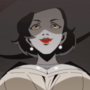Lady Dimitrescu animation