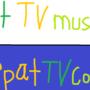 Toppat TV Music + Toppat TV Comedy Logo