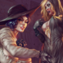 Lady Dimitrescu Vampire Lady