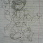 Tari but on paper