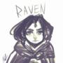 Raven tre bien