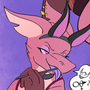 Balck Bunny Lya