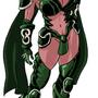 Armor Babe by ultrafem