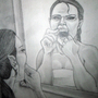 Vampire's Bathroom by paulgroth1130