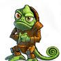 Krogan Battlemaster Pascal by Hyptosis