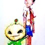 CJ7 and Dickie Chow by Schteeve