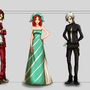 NN Project - Characters WIP by Sev4
