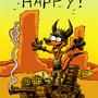 Happy by JWBalsley