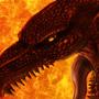 Grinning Dragon by SuperBastard