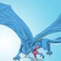 Blue Dragon by SuperBastard