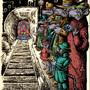 Subway Rats by JWBalsley