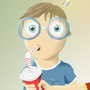 Be nice to nerds by KayaKure