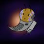 Snail in space