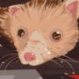 Hedgehog Portrait #1