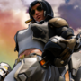 Pharah in the sky