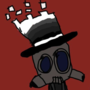 gas mask dude