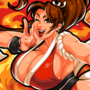 Fatal Fury - Mai Shiranui and Team Fatal Fury