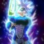 Ultra Fierce Deity Goku
