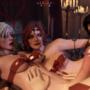 Witcher Valentines Poster 3