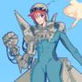 1/3 robot suit