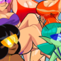 The Space Angels: Swimsuit Edition