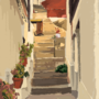 Stairs Color Study