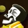 Skeleton Freddie Mercury
