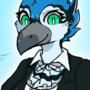 bluejay maid [commission]