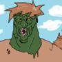 The Creature by aquacelonafc