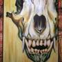 bear skull by NeonMonster