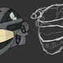 Halo Helmet by ThyGentleman