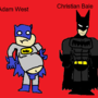 Batman Comparison by DrunkMonkey77