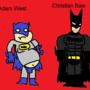 Batman Comparison