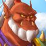Dragon Dad Orc