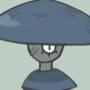 Tall Mushroom