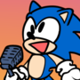 SONIC IN THE FNF