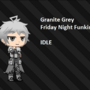 Granite Grey Idle