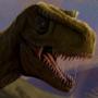 The Lost World Jurassic Park T-Rex Buck