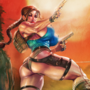 Tomb Raider pinup
