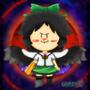 A fan art of Utsuho Reiuji i made ^^