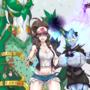 Pokemon White monster girls