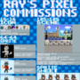 Ray's Pixel Art Commissions (OPEN)
