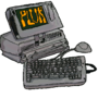 PLUR retro PC