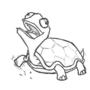 Jubilant Tortoise