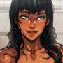Wonder Woman Yara Flor NSFW Patreon Public Post